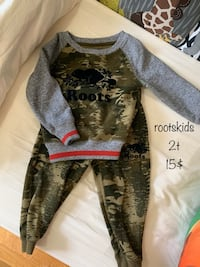 Toddler Boy Clothing
