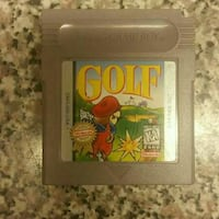 Golf Nintendo Gameboy Video Game  Queens, 11378