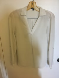 white button-up long-sleeved shirt Toronto, M9W 6A7