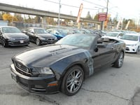 2014 Ford Mustang GT CONVERTIBLE Surrey, V3T 2T3