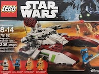 LEGO Star Wars Republic Fighter Tank Sealed Montréal, H1R 1V5