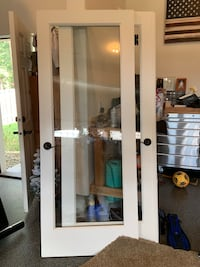 Glass French doors Sandy, 97055
