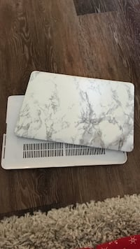 MacBook Pro marble cover- 13 inch cover. Top and bottom Arlington, 22201