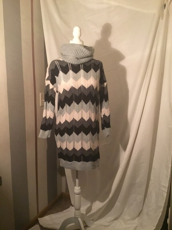 Brand new sweater dress perfect for fall and winter 5e32bb3a-cb94-4bd8-8486-940817883a0c