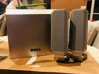 dell speakers and subwoofer Leesburg, 20176