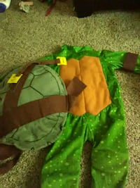 Tmnt costume Clifton, 81520