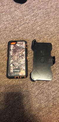 two black Otter Box iPhone cases Anaheim, 92804