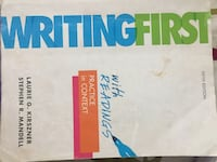 Writing first fifth edition book