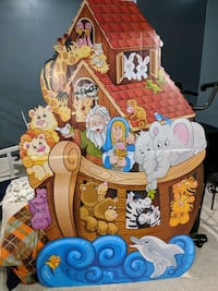 Noah's Ark party props Fort Washington, 20744