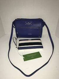 Kate Spade Crossbody Bag & NWT Wristlet/Wallet Milton, L9T 4K1