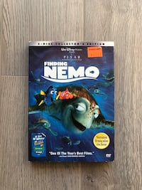 Finding Nemo Collector's Edition DVD Markham, L3R 0G3