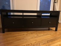 Ikea Hemnes TV unit dark brown Potomac, 20854