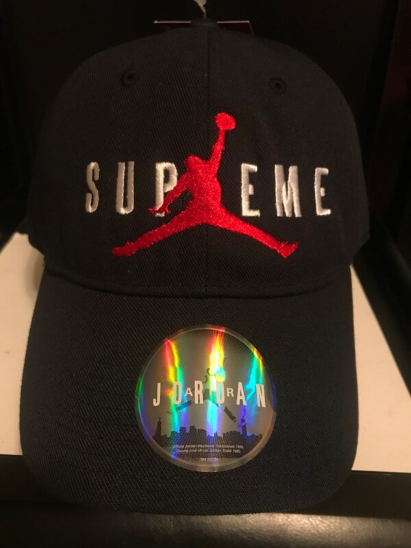 30d88d2907ad09 New Supreme Jordan Dad Hat. HomeFashion and Accessories Creve Coeur
