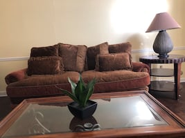 Selling Sofa and Love seat by Alan White