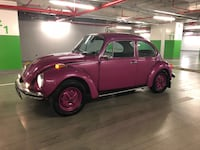 Volkswagen - The Beetle - 1974 Üsküdar, 34696