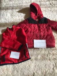 3 and 4 years old boy winter coats Herndon, 20170