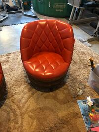 Retro Whisky Barrel Chairs  Mooresville, 28117