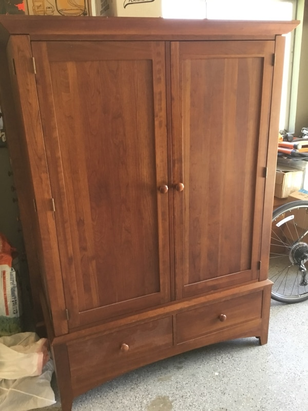 Used Ethan Allen Tv Cabinet American Impressions Style For In Sunnyvale Letgo