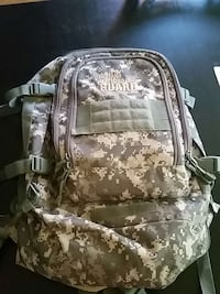 gray camouflage backpack Richmond, 47374