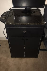 Liquor/Food/Grilling Cart $40 OBO