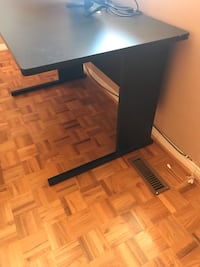 black and gray wooden table Vaughan, L6A 0B1
