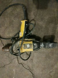 black and yellow corded power tool Fairfield, 94533