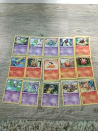 Pokemon cards  Langley City, V2Y 3H7