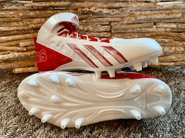 Adidas Huskers football cleats