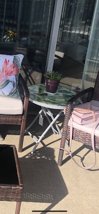Outdoor Side Table Chicago, 60606