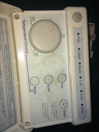 Cooler Thermostat & control box Bakersfield