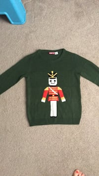 christmas sweater kids ages 6-8 44 km