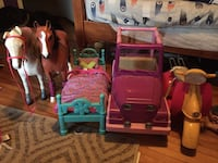 American girl or My Life doll accessories Welland, L3C