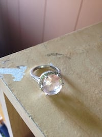 Sterling silver ring Greater Napanee, K7R 1G1