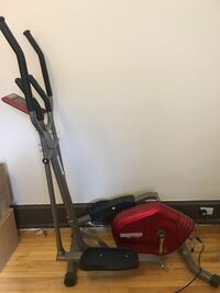 red and black elliptical trainer Winnipeg, R2M 2S8
