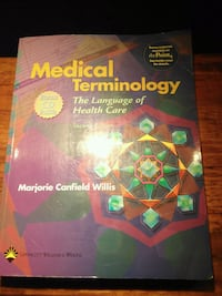Med Term Textbook Medford, 97501