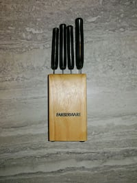 Farberware Kitchen Knife Set