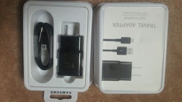 Original Samsung Fast charger set type C cable