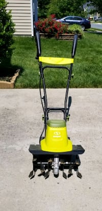 black and yellow push mower Charlotte, 28207