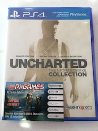 UNÇHARTED COLLECTİON PS4 OYUN