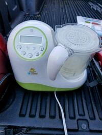 white and green baby monitor Westminster, 80030