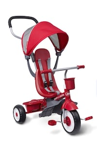 Radio flyer 4 in one tricycle