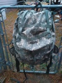 Army molle ruck