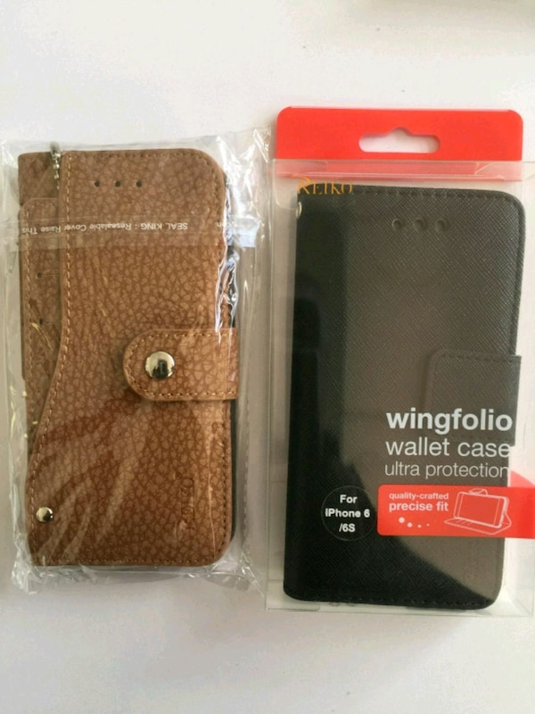 Wallet Cases for Samsung & iPhone