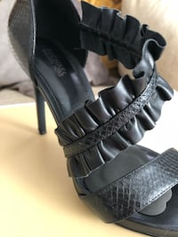 Michael Kors black heels 7.5 Ingleside, 78362