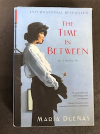 The Time in Between: A Novel Mississauga, L5B
