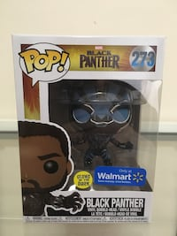 Black Panther Glow in the Dark Exclusive Toronto, M9C 1E1