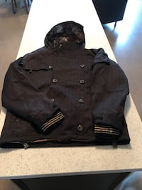 Men's burton jacket like new Nobleton