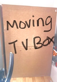"""** READ PLEASE** , HEAVY DUTY MOVING BOXES FOR 65"""" TV Laurel, 20724"""