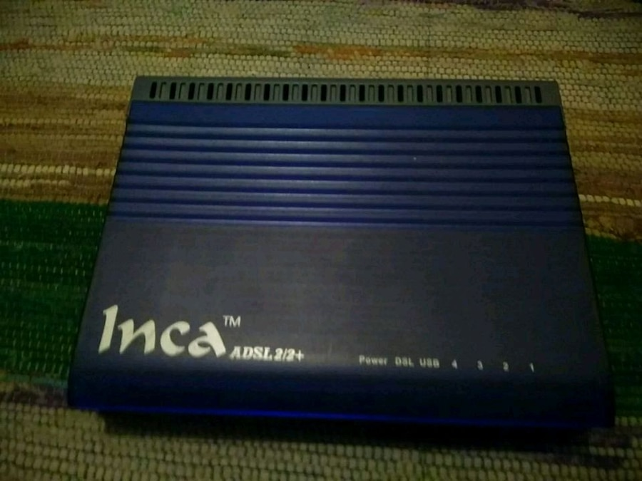 DRIVER FOR INCA IM 204W MODEM