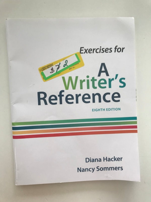 A writers guild reference book